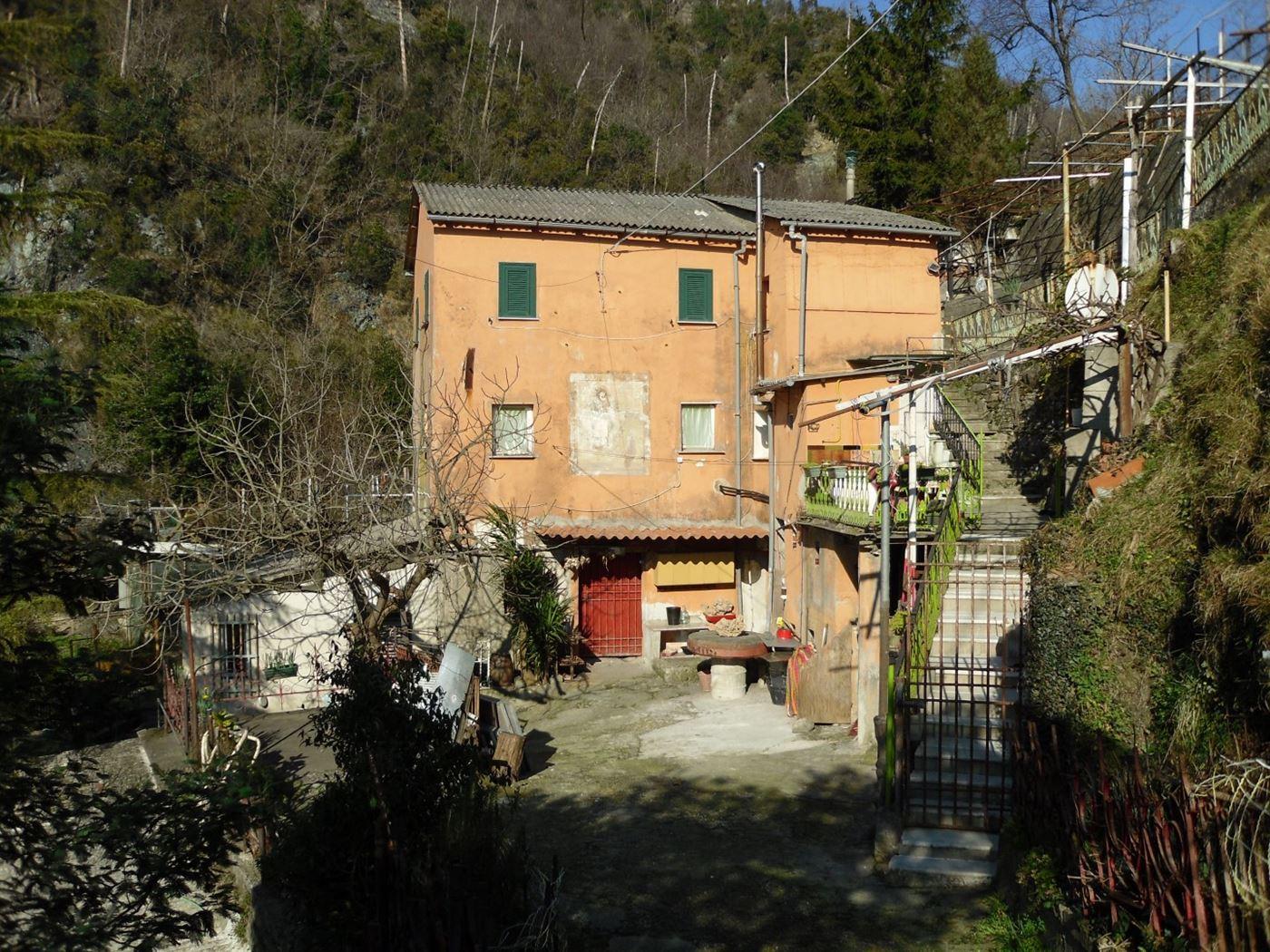 Descrizione casa indipendente for Case indipendenti in affitto genova