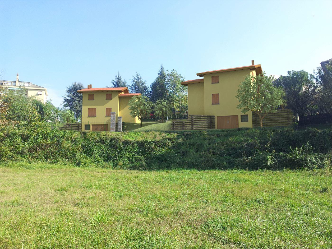 Villetta in vendita alessandria alessandria via roma ref via for Occasione affitto roma